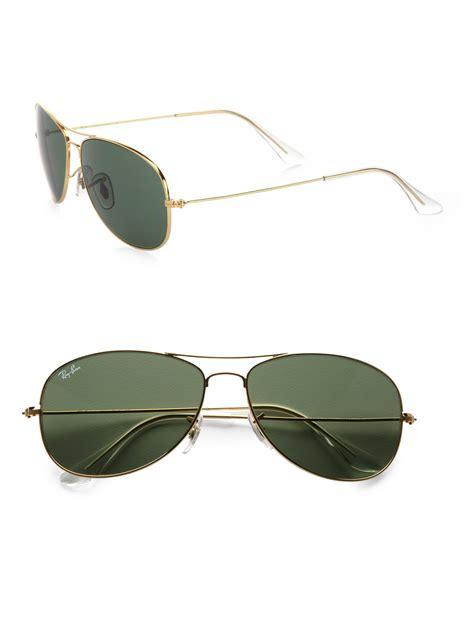 Original New Model Kacamata Aviator Polarized Sunglasses Black Frame ban original aviator sunglasses in black lyst