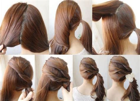 diy 5 fab hairstyles to pin by on updos
