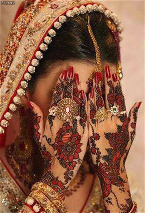 indian bridal henna tattoo beautiful simple arabic indian bridal