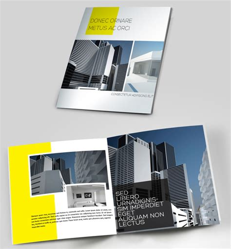 design build company profile 25 brochure designs creative inspiring inspiration