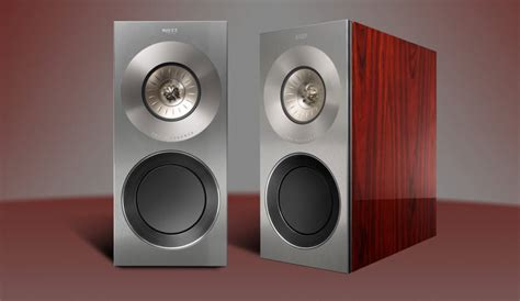 kef reference 1 ultimate bookshelf speaker each