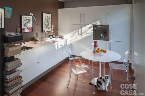 cucina di casa una casa punta sui contrasti e sul design cose di casa