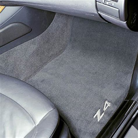 Bmw Z4 Floor Mats by Shopbmwusa Bmw Z4 Embroidered Floor Mat