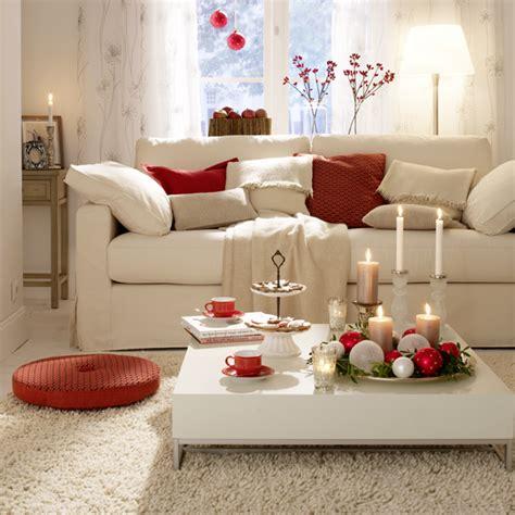 wohnzimmer dekoriert wohnzimmer weihnachtlich dekorieren und mit allen sinnen