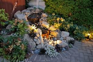 How To Build A Corner Kitchen Cabinet Queen Anne Water Feature Eclectic Landscape Seattle