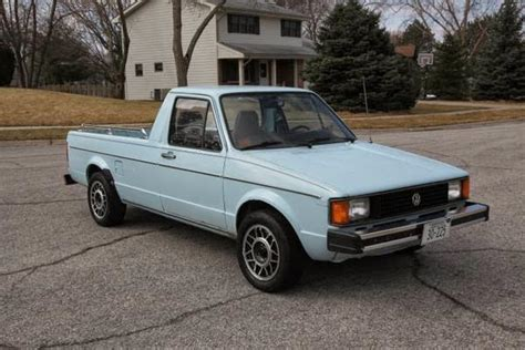 1981 volkswagen rabbit truck 1981 volkswagen rabbit truck buy volks