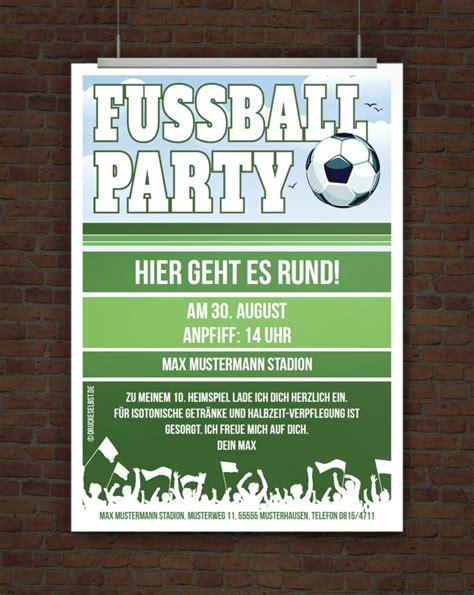 Kostenlose Vorlage Einladung Kindergeburtstag einladung kindergeburtstag fusball kostenlos cloudhash info