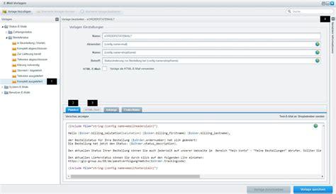 Email Design Vorlage Benutzung Der Paketnummern Zur Sendungsverfolgung Doku Tutorials Shopware Community