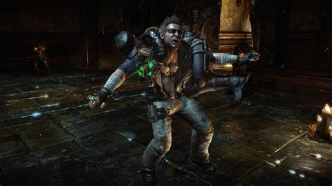 Takeda Mba by Mortal Kombat X Brings Back Johnny Cage Sonya And More