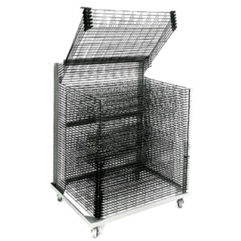 Cure Drying Rack by Drying Rack Model 3