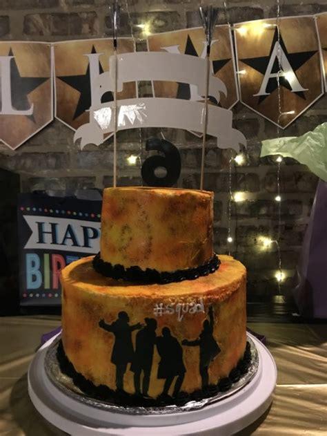 hamilton cake tumblr
