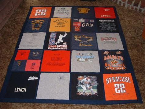 T Shirt Quilts Cheap by T Shirt Quilts Are A Great Graduation Gift Idea Graduation Ideas Graduation