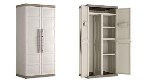 armadietti da esterno ikea armadio da esterno in resina utility cabinet xl