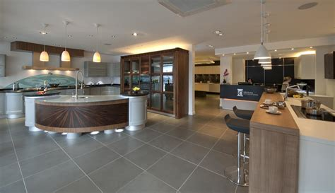 kitchen showrooms island kitchens international northern lighting