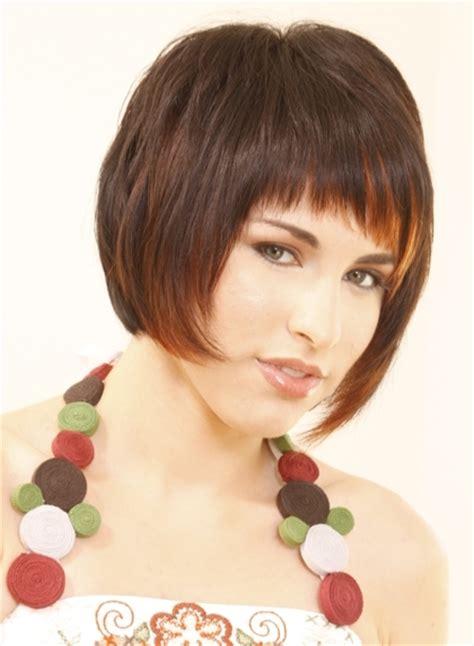 Mouton Hair Salon   funky medium layered hair styles