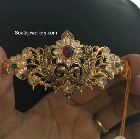 Bajuband Choker choker armlet jewelry designs jewellery designs
