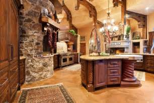 tuscan kitchen decor wall: old world gothic and victorian interior design february