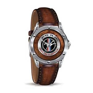 Ford Watches Ford Mustang Commemorative S With Engraving