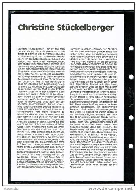 Lebenslauf Original Unterschrift Original Autogramm Christine St 252 Ckelberger 22 Mai 1987 Delce Net