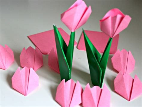 Sticky Note Origami Flower - image gallery sticky note crafts