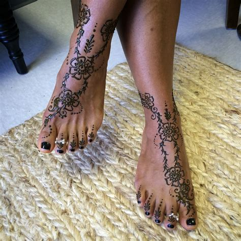 free henna today at island spice henna blog spot