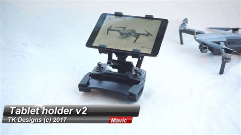 dji mavic tablet holder v2