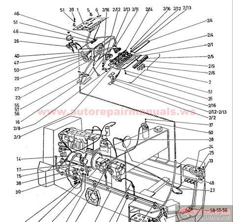 zetor parts manuals zetor tractor engine and wiring diagram