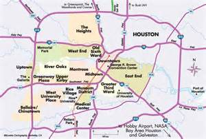 houston map neighborhoods 25 best images about maps houston surrounding