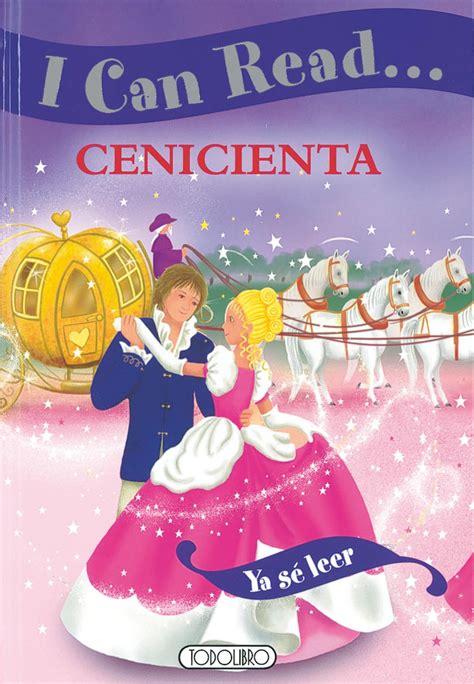 coleccion ya se leer 8467557621 libros de idiomas todolibro castellano cenicienta todo libro libros infantiles en