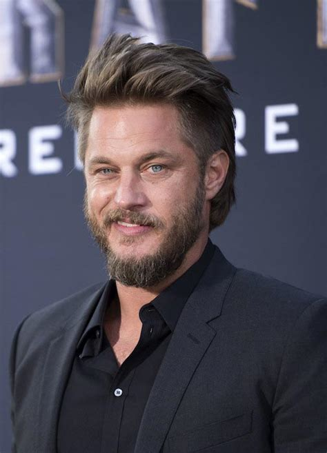 what is going on with travis fimmels hair in vikings travis fimmel height weight body statistics healthy celeb