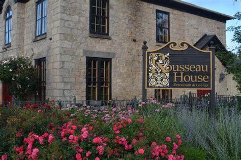Rousseau House Restaurant Ancaster Restaurant Reviews