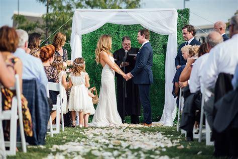 Wedding Arch Omaha omaha kansas city wedding planner lovestruck events