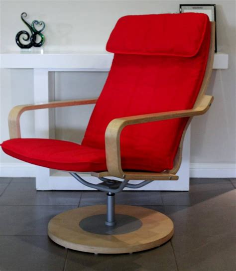 Po 196 Ng Swivel Chair Retro Vintage Inspired As New Ebay Poang Swivel Chair