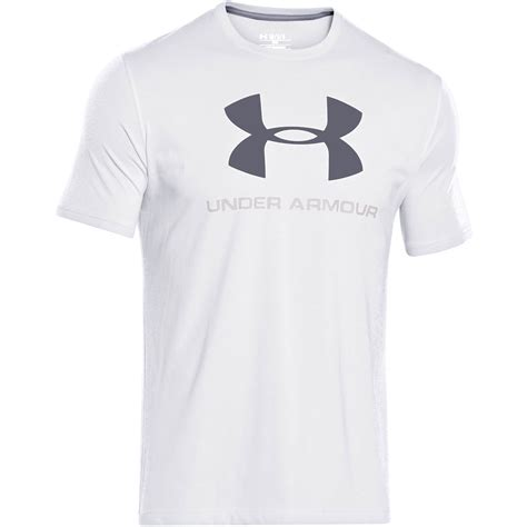 T Shirt Armour Original 100 armour 2017 mens charged cotton sportstyle logo t