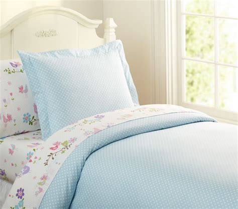 organic bedding sale organic mini dot duvet cover pottery barn kids