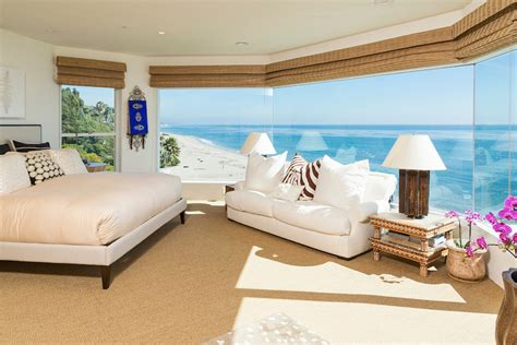 modern day malibu beach house combines modern interiors luxurious masterfully crafted paradise cove beach home in