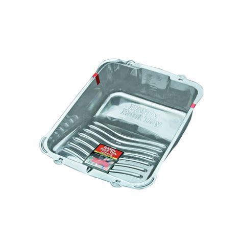 home depot paint tray handy paint pail 1 gal plastic tray liner 3 pack 7510