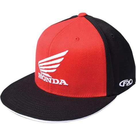 Honda Hat by Factory Effex Honda Flexfit Hat 2wheel