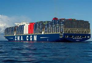 revenues of cma cgm collapsed by 14 6 yoy in q2 2016
