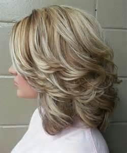 shoulder length layered curly haircuts with front and back pictures 1000 images about hair styles on pinterest side bangs