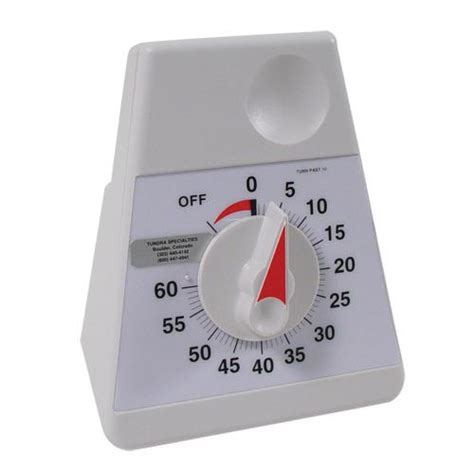 Kitchen Items 500 Commercial 60 Min Mechanical Timer Etundra