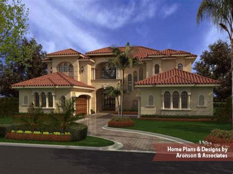 mediterranean homes plans mediterranean architecture bungalow courtyard luxury mediterranean house plans