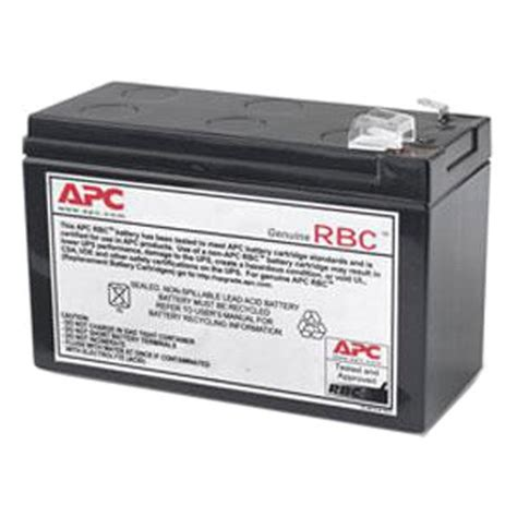 Replacement Batter Apc 174 Rbc110 Ups Replacement Battery Cartridge 110