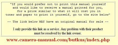 Polaroid Camera Instruction Manuals