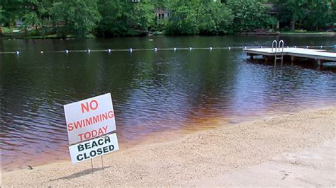 central house beach lake pa central pa beaches close after swimmers sickened at cowans gap nbc 10 philadelphia
