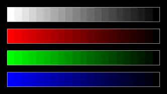 screen color calibration monitor calibration