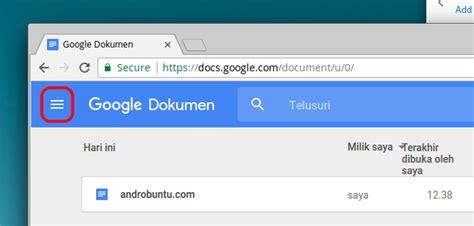 cara mengunakan google font pada website agar lebih menarik cara menggunakan google docs offline di google chrome