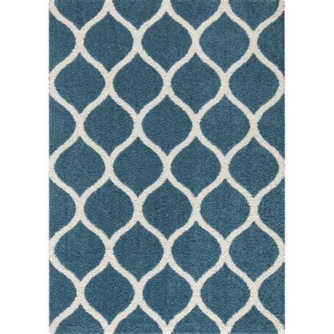 maples rugs ogee 2 color shag overcast blue area rug maples rugs