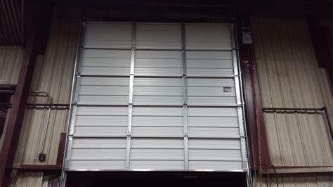 commercial garage door installation nc commercial garage door installation a plus