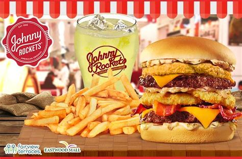 johnny rockets  pound grand canyon burger promo